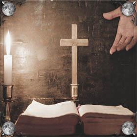 Воскресший покойник в гробу